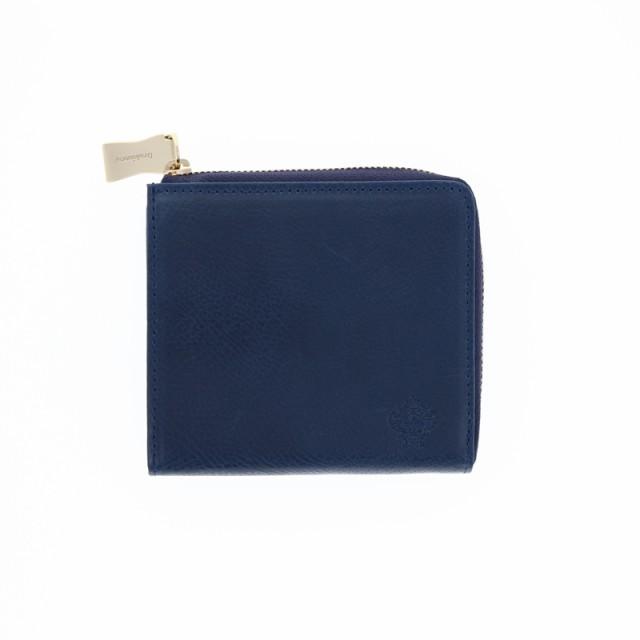 b16d38605274 オロビアンコ Orobianco ソリッドシリーズ ラウンドファスナー ミニ財布 L型 財布 ロゴ刻印 型押しレザー