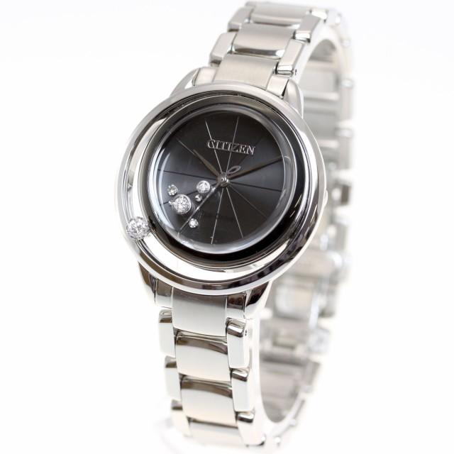 23425fa4db シチズン エル CITIZEN L エコドライブ 腕時計 レディース EW5529-80Eの ...