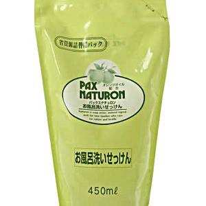 太陽油脂 パックスナチュロン お風呂洗い石けん ...