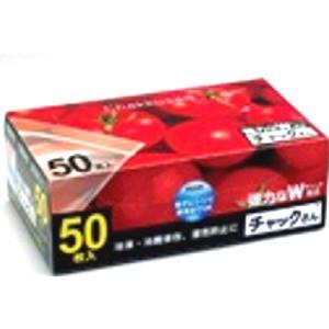 ケミカルジャパン チャックさん 冷凍保存袋 中サ...