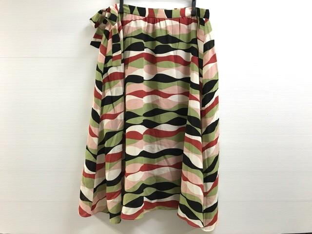 ホコモモラ JOCOMOMOLA スカート サイズ40 XL レ...