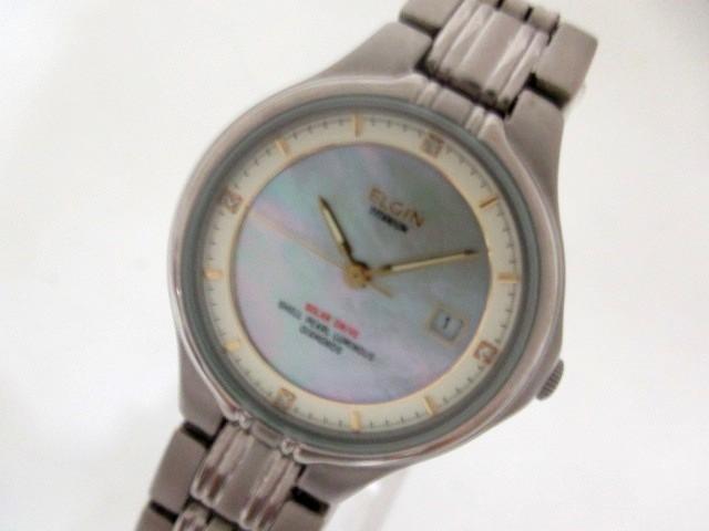 エルジン ELGIN 腕時計 FK-1067-C レディース シ...