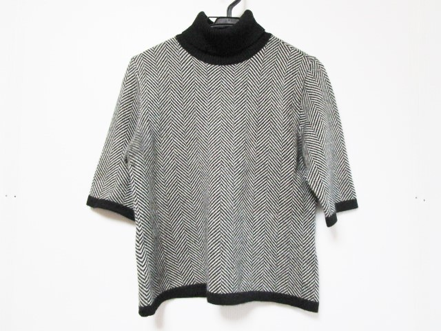 ダナパリ DANAPARIS 七分袖セーター サイズ40 M ...