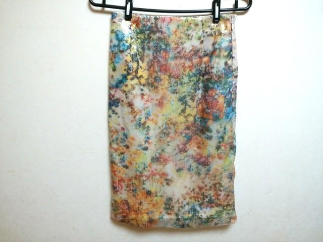 アウラ AULA スカート サイズ0 XS レディース 美...