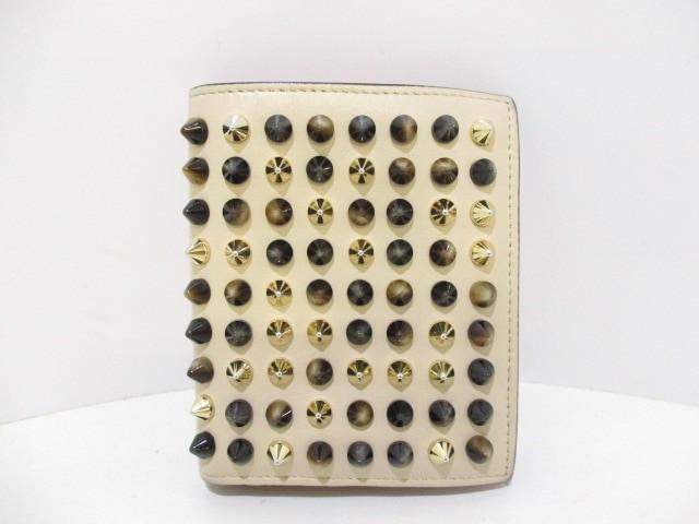 クリスチャンルブタン 2つ折り財布 パロス 116511...