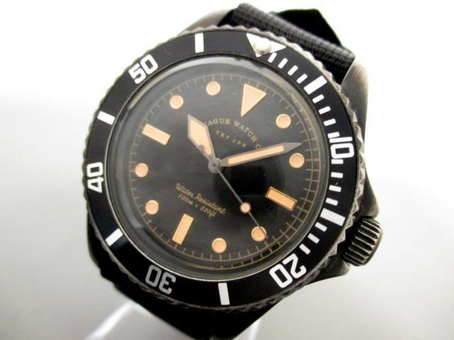 ヴァーグウォッチ VAGUE WATCH 腕時計 - メンズ ...