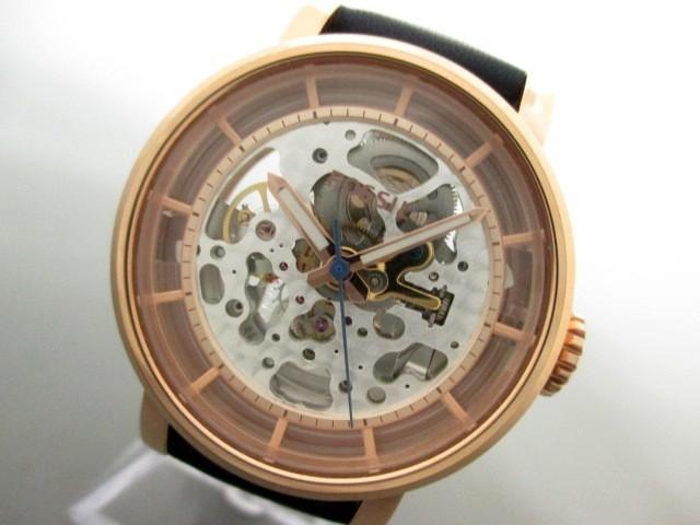 フォッシル FOSSIL 腕時計 美品 ME3086 レディー...