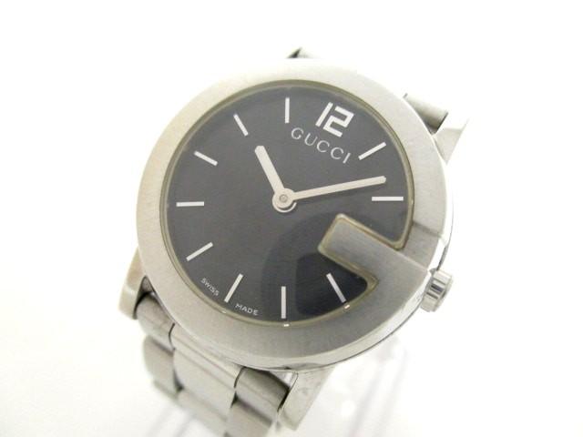 グッチ GUCCI 腕時計 Gウォッチ 101L レディース ...