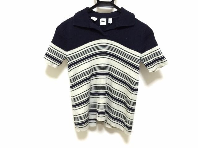 ダナキャラン DKNY 半袖セーター レディース ネイ...