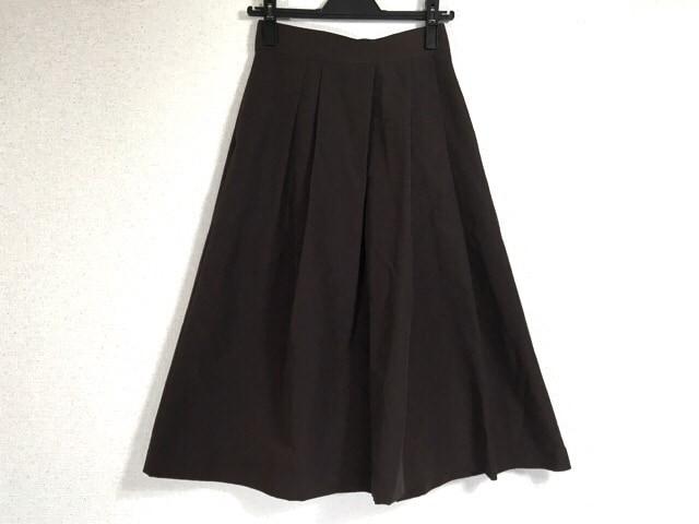 プラージュ Plage ロングスカート サイズ36 S レ...