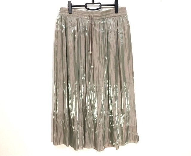 エスカーダ ESCADA ロングスカート サイズ36 M レ...