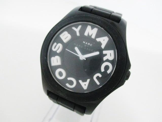 マークジェイコブス MARC BY MARC JACOBS 腕時計 ...