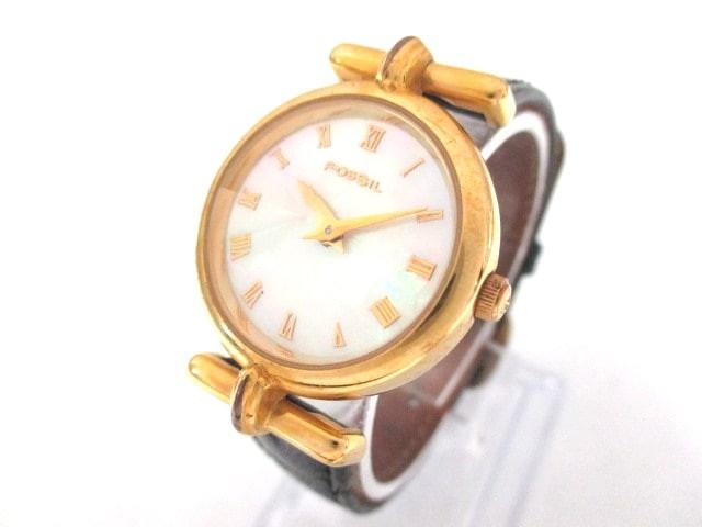 フォッシル FOSSIL 腕時計 PC-9208 レディース シ...