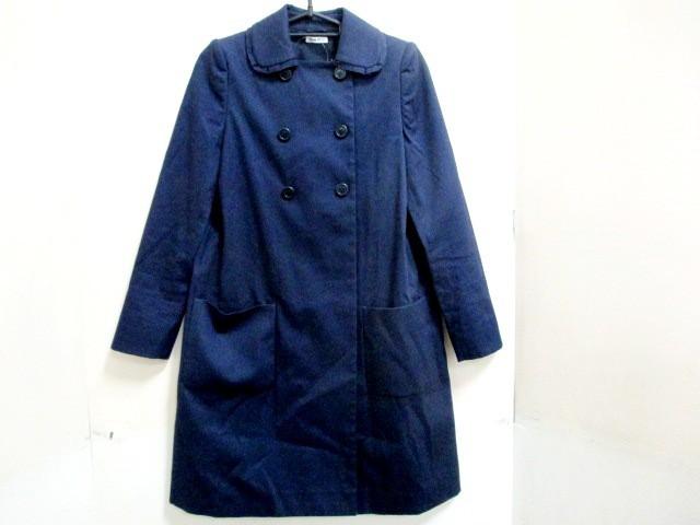 ミュウミュウ miumiu コート サイズ36 S レディー...