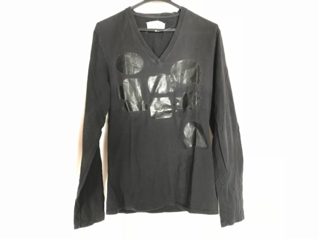 マルタンマルジェラ MARTIN MARGIELA 長袖Tシャツ...