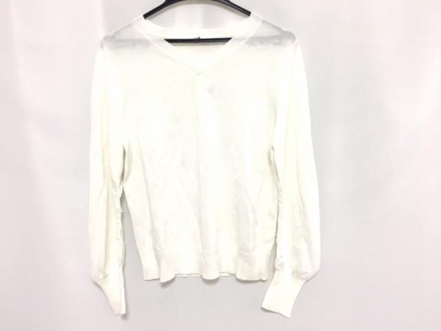 ニジュウサンク 23区 長袖セーター サイズ44 L レ...