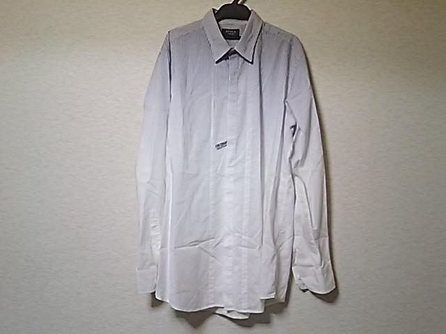 エポカ EPOCA 長袖シャツ サイズ50 メンズ グレー...