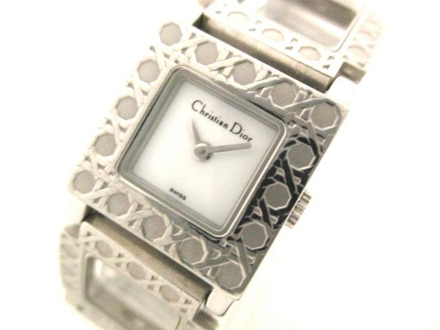 ディオール ChristianDior 腕時計 美品 D60-100 ...