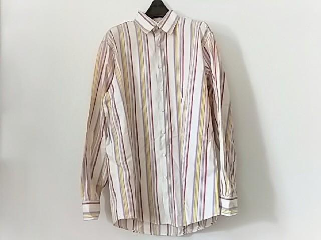 エトロ ETRO 長袖シャツ サイズ40 M メンズ 美品 ...