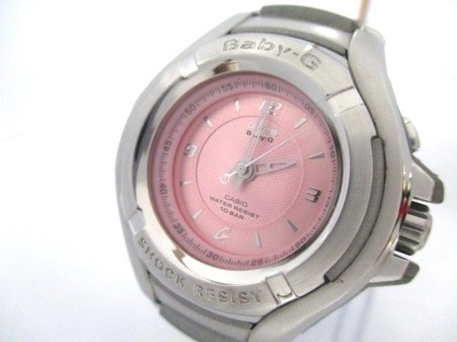 カシオ CASIO 腕時計 Baby-G MSG-504 レディース ...