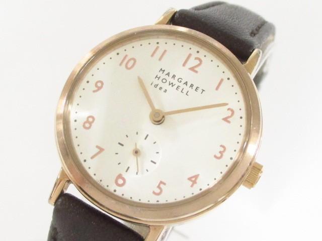 マーガレットハウエル MargaretHowell 腕時計 104...