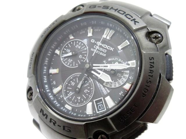 カシオ CASIO 腕時計 G-SHOCK MR-G MRG-7500BJ-1A...
