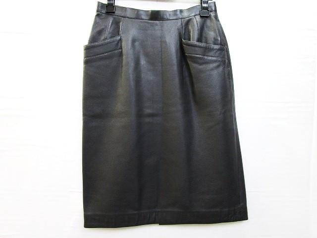 レリアン Leilian スカート サイズ11 M レディー...
