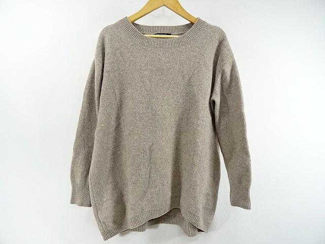 ニジュウサンク 23区 長袖セーター サイズ38 M レ...