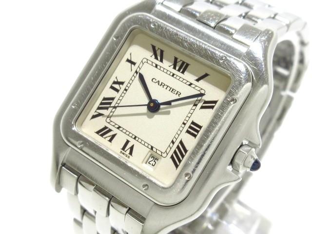 カルティエ Cartier 腕時計 パンテールMM W25054P...