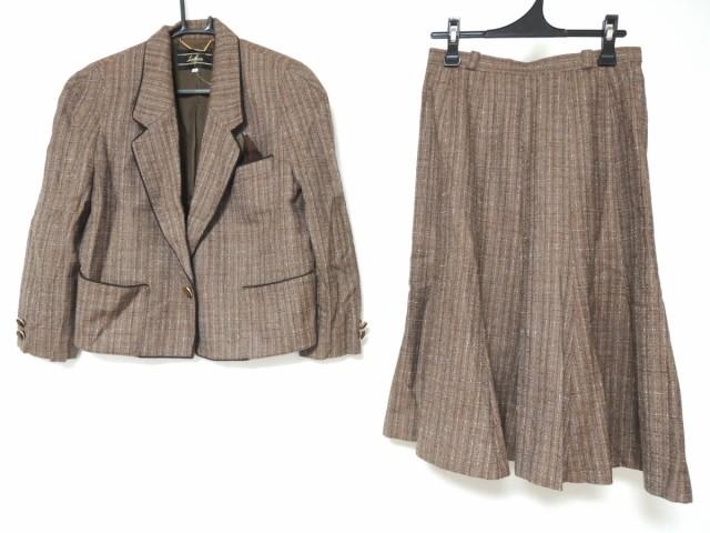 レリアン Leilian スカートスーツ サイズ9 M レデ...