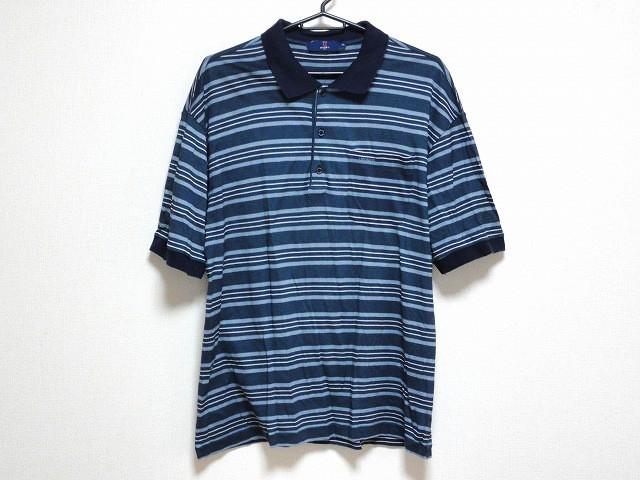 ウンガロ Ungaro 半袖ポロシャツ サイズXL  XL メ...