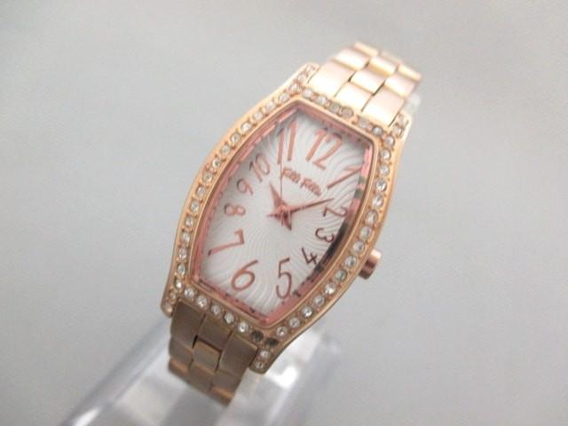 フォリフォリ FolliFollie 腕時計 WF8B026BP レデ...