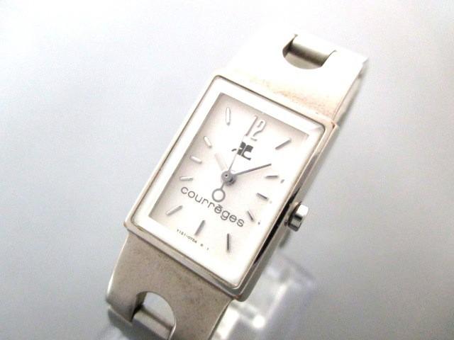 クレージュ COURREGES 腕時計 Y151-5G00 レディー...