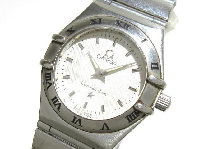 オメガ OMEGA 腕時計 コンステレーションミニ 156...