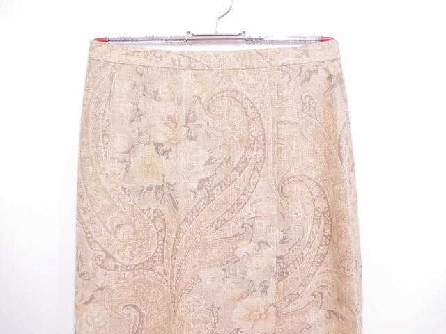 バーバリーズ Burberry's ロングスカート サイズ4...