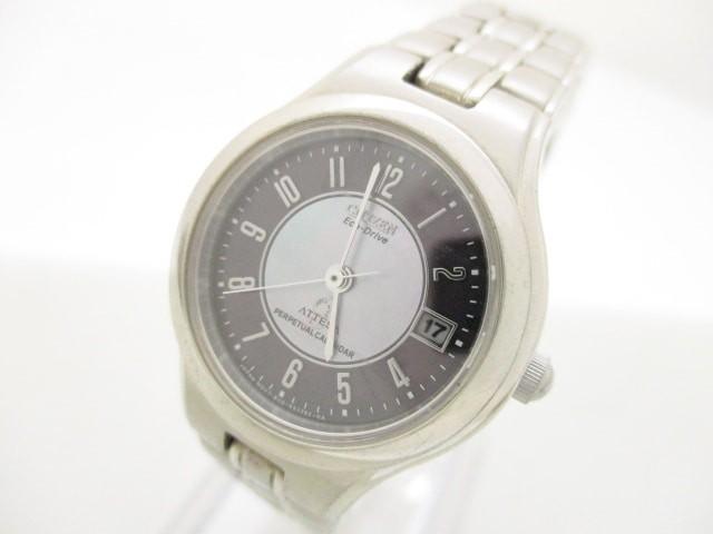 シチズン CITIZEN 腕時計 アテッサ B110-K17713CK...