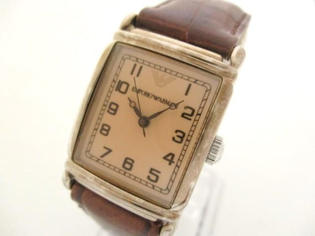 アルマーニ EMPORIOARMANI 腕時計 AR-0204 レディ...
