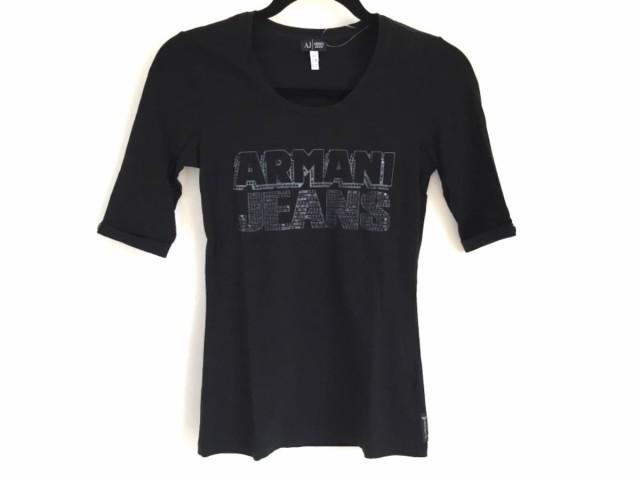 アルマーニジーンズ ARMANIJEANS 半袖Tシャツ サ...