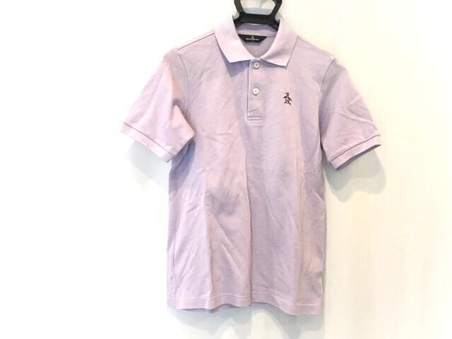 マンシングウェア Munsingwear 半袖ポロシャツ サ...
