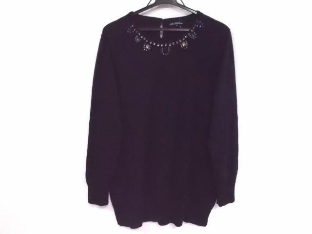 ニジュウサンク 23区 長袖セーター サイズ46 XL ...