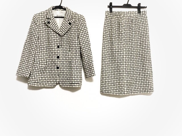 ジュンアシダ JUN ASHIDA スカートスーツ サイズ9...