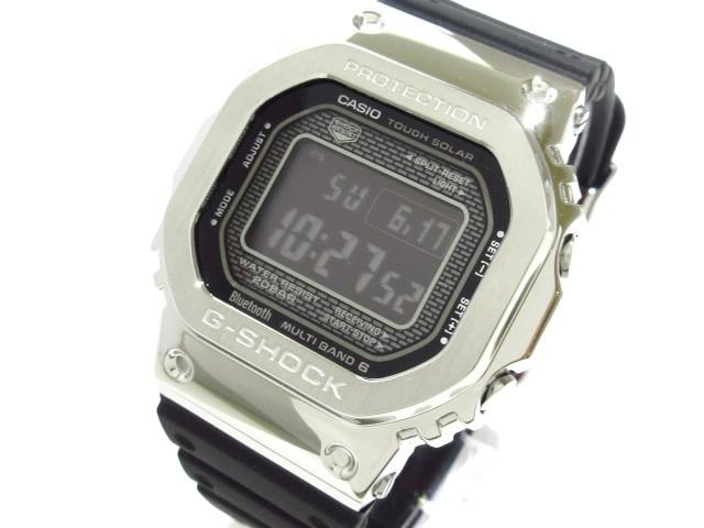 カシオ CASIO 腕時計 美品 G-SHOCK GMW-B5000/GMW...