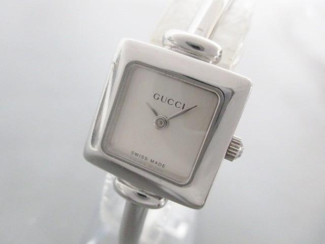 グッチ GUCCI 腕時計 美品 1900L レディース ライ...