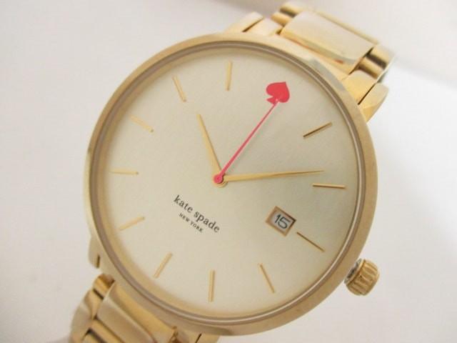 ケイト Kate spade 腕時計 美品 0009 レディース ...