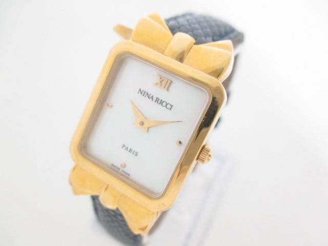 ニナリッチ NINARICCI 腕時計 S950 レディース 革...