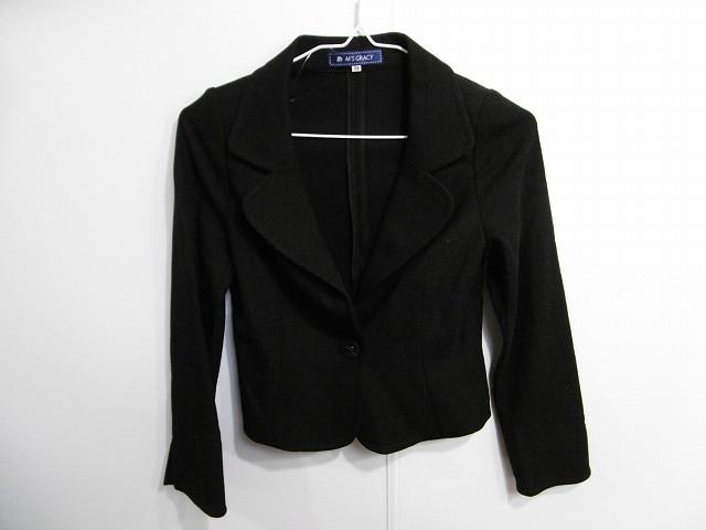 エムズグレイシー M'S GRACY ジャケット サイズ38...