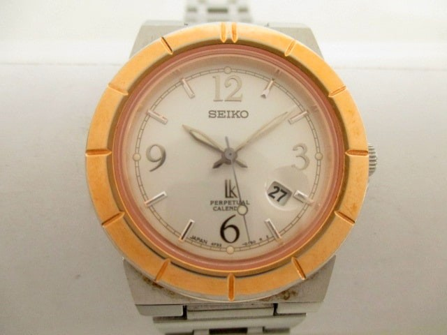 セイコー SEIKO 腕時計 ルキア 4F32-0130 レディ...