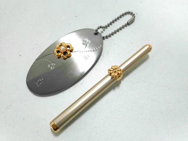 ミキモト mikimoto 小物 レディース 美品 シルバ...