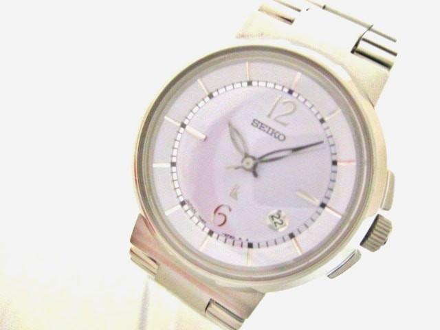 セイコー SEIKO 腕時計 ルキア 7N82-6E00 レディ...