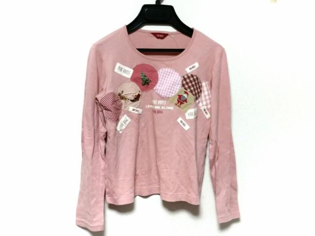 ピンクハウス PINK HOUSE 長袖カットソー サイズM...